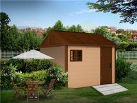 Factory wholesale fine quality europe style prefabricated mobile mini house