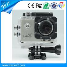 Original SJ CAM SJ4000 WIFI Sports Action Camera 170 Degree full HD 1080P waterproof sport camera sj4000 nopro camera