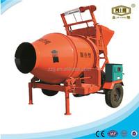 Portable concrete mixing machine beton mixer JZC500 concrete mixers kenya popolar in China