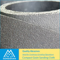 Silicon Carbide Waterproof Static Abrasive Sanding Paper