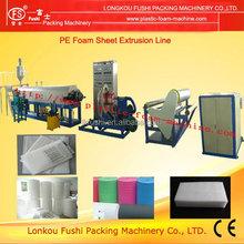 advanced. PS foaming machine exporter-Fushi
