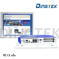 """DT-P170-P rugged touch screen 17"""" touchscreen industrial pc all in one touch industrial with I5 CPU RAM 2GB PCI slot"""
