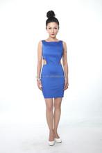 2015 hot selling fashion guangzhou lady elegant women dress