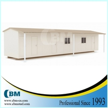 low cost pre fabricated shop for sale