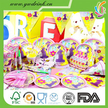 wholesale kids birthday festive party supplies