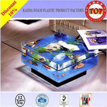 High quality promotional natural acrylic for swimming pool,novelty fish aquarium