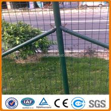 PVC coated garden euro fence net