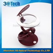 DH-83006 Hot sale acrylic magnifier lens scale