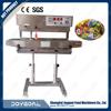 continuous plastic bag sealer heat sealing machine