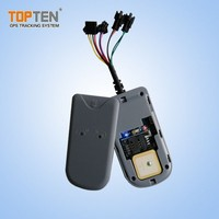 Low Cost Waterproof GPS Tracker for Car/Motorcycle Tracking Solutions on Google Map GPS with Iphone/Android App