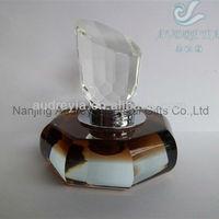 Audreyia 5ml angel crystal perfume bottle