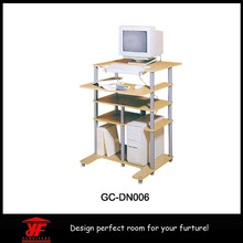 High Quality malaysia compact height adjust computer desk