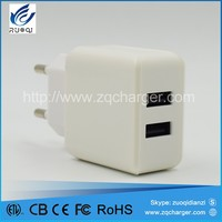 Quality best 2 port usb travel wall charger