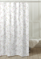 New Design High-End 100% Cotton shower curtain, Heat transfer printed, Customized Sizes & Patterns