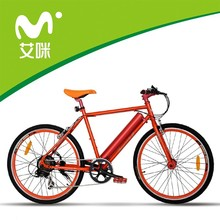 New styles 350W electric bike/battery bicycle with peda