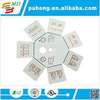 2015 Foldable aluminum base single side Rigid-Flex LED PCB