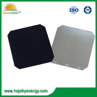 5*5 back contact film 21.8%-23.5% solar cells sunpower 3.24w-3.51w with dog bones