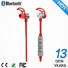 BS052RU best selling foldable neckband bluetooth stereo headphone manufacturer