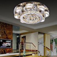 Factory outlets remote control ceiling light with no bulbs