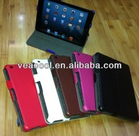 """Hand Strap Wallet Leather Case Cover For Apple Ipad MINI 7""""tablet case"""