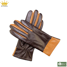 Nappa Skin Classic Leather Gloves