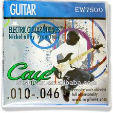 Níquel cuerdas de guitarra eléctrica, rosetones de guitarra de venta
