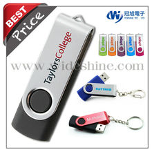 Promotional gift for 2015 , Swinging USB flash drive with USB 3.0 , wedding souvenirs