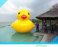 LOVELY !! giant inflatable promotion duck