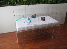 Acrylic Baby Cot Prices