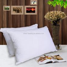 Fashionable Professional Silk Plain Cotton Throw Pillow /Cheap Health Neck Pillow