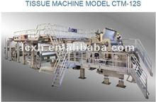 Most advanced&hot sale 2850/900m/min Crescent Former Tissue Paper-making Machine
