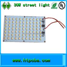 30W street light led pcb design