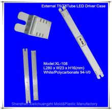 Caja de plástico externa de 33W T5 Tubo T8 o una lámpara fluorescente XL-108
