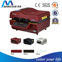 Hot sale 3d mult-function sublimation heat press machine