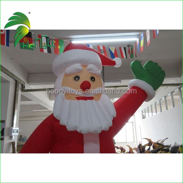 Santa Father Shape Christmas (4)