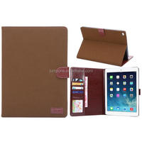 New Retro Old pattern wallet Leather Case cover with Stand For ipad 6 air 2