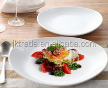 Ceramic decorate dinner plate with custom design,ceramic easter plate