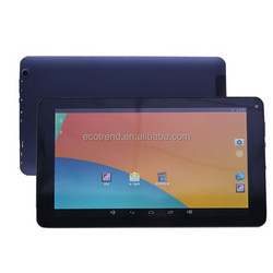 "Competitive price 10.1"" tablet PC with quad core 1366*768 resolution IPS screen 1.3 Ghz CPU 2 MP camera"