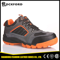 Cheap energy absorption lightweight sport safety shoes, trainers safety jogger shoes FD3204
