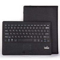 For Microsoft Surface RT Bluetooth Keyboard With Leather Case