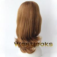 Wholesale High Quality Virgin Mongolian Human Hair Jewish Kosher Wigs