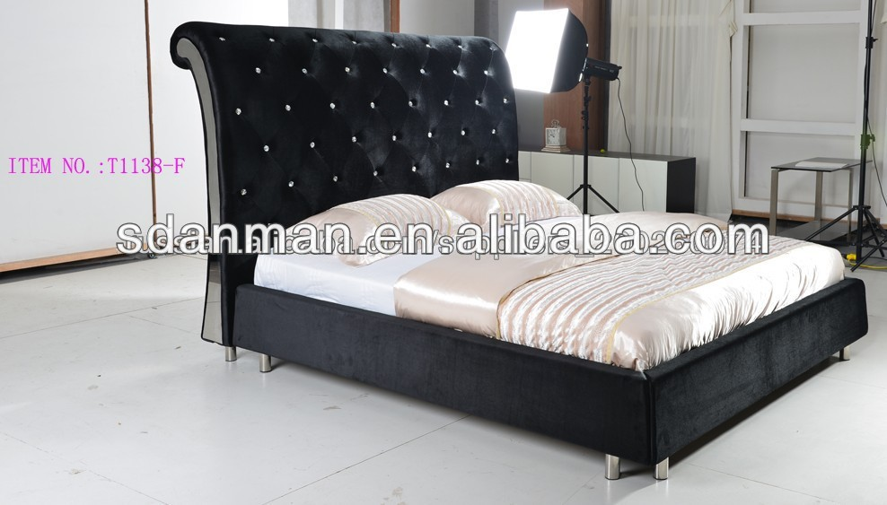 Bed designs home design Design of double bed
