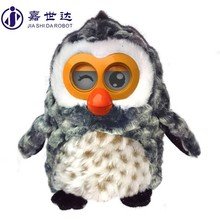 Best seller OWL shape plush soft stuffed toy toys for kids