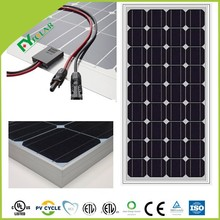 Proferssioanal Sun Power100w china monocrystalline solar panel