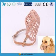 Fashionable Soft Plastic Pet Muzzle Dog Collarfor Dog
