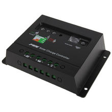 Wholesale PWM 12V / 24V 30A Solar Charge Controller