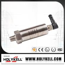 Oil-filled piezo strain gauges piezo pressure sensor