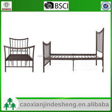 cheap kids bed metal bed frame for sell