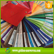 100% pp spunbond non woven fabric for show interlining