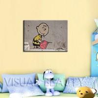 New Modern Bansky ARTISTS of Kid Art Prints